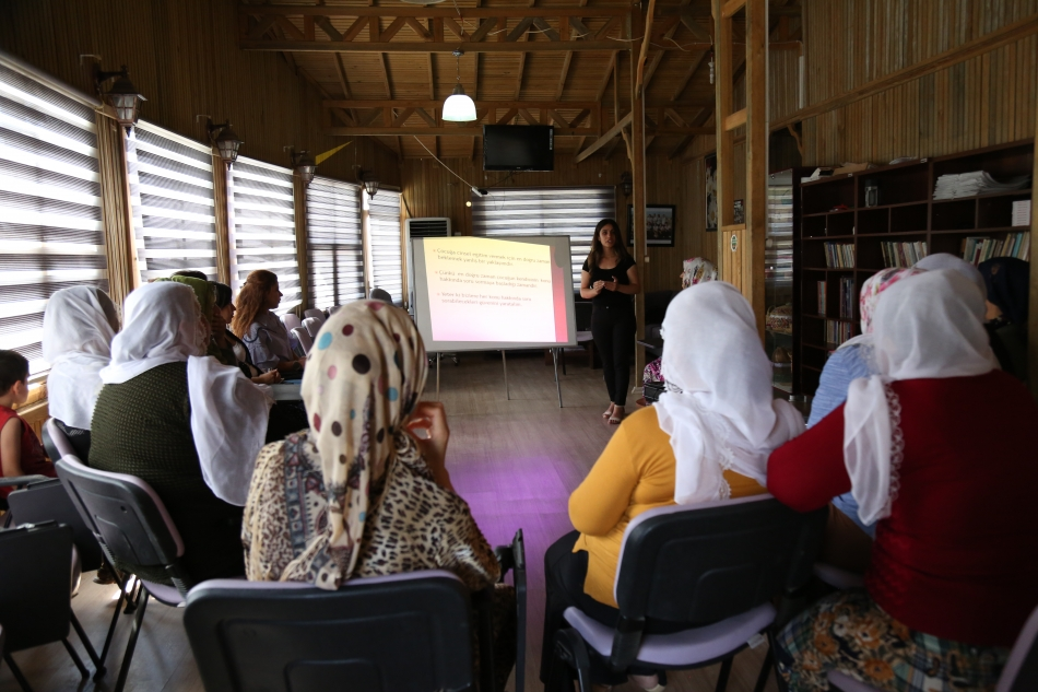 Jinwar Kadın Merkezi Okuma Yazma Kurs Kayıtları Başladı