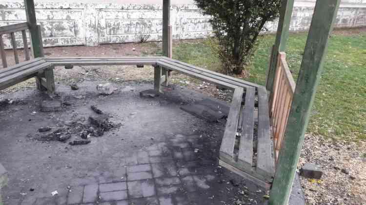 Parklara Zarar Verenlere Yasal İşlem Uygulanacak