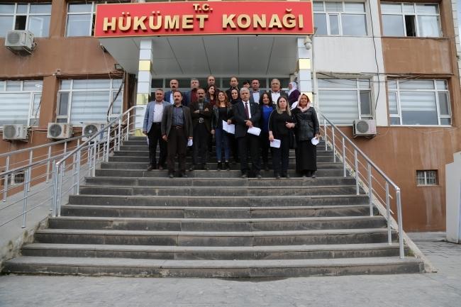 Çınar'da Mazbatalar Alındı
