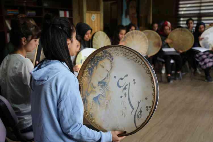 Jinwar Kadın Merkezi'nin Erbane Öğrencileri Konser Verecek