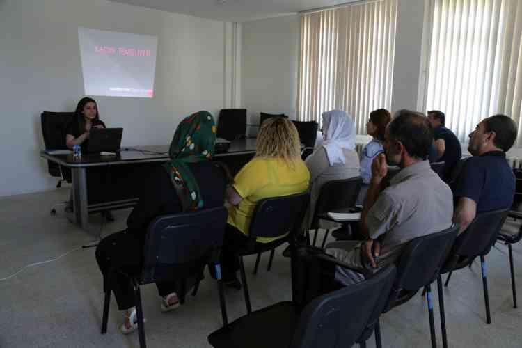 Belediye Yöneticileri Toplumsal Cinsiyet Eğitimi Buluştu